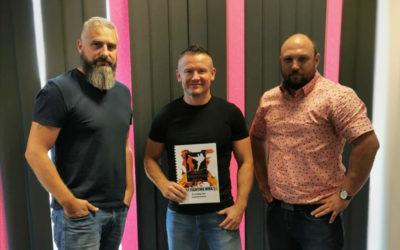 Firma Sasz Design wspiera Galę Sportów Walki