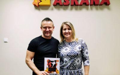 Galeria Askana zostaje współpartnerem organizacji Gali Sportów Walki