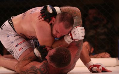 Gala MMA w Gorzowie. Zdjęcia