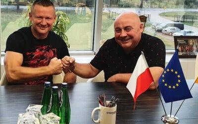 Główny sponsor Gali Sportów Walki 6 – PHU Jamniuk